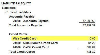 QuickBooks Credit Card Charges, QuickBooks Credit Card, Fort Worth, Arlington, Dallas, Texas